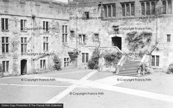 Photo of Brampton, Naworth Castle 1952