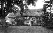 Brampton, Pepys House 1907