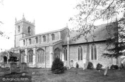 St Mary Magadalene Church 1898, Brampton