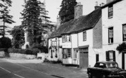 Brampton, St Mary Magdalen Church And The Balck Bull c.1960