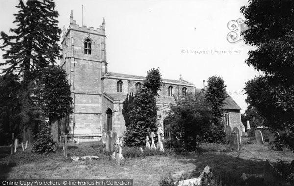 Brampton, St Mary Magdalene Church c.1960