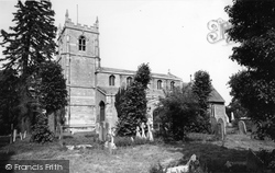 St Mary Magdalene Church c.1960, Brampton