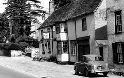 The Black Bull c.1960, Brampton