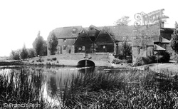 Brampton, The Mill 1907