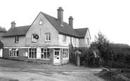 Bramshott, Blue Jug Tea Rooms 1925
