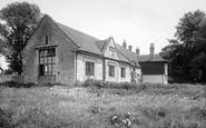Bramshott, Boys' School 1924