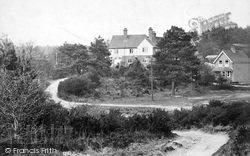 Bramshott, Bramshott Chase 1914