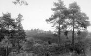 Bramshott, Bramshott Chase 1925