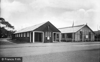 Bramshott, Camp, Catholic Church 1917