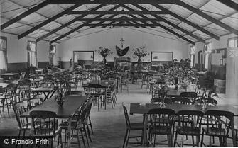 Bramshott, Camp, Women's Catholic League Hut 1917