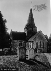 Bramshott, Church 1901