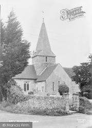 Bramshott, Church c.1960
