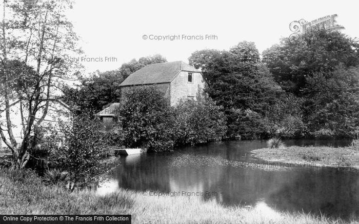 Bramshott,Flour Mill 1901,Hampshire