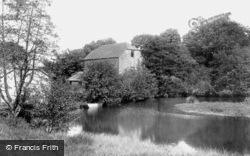 Bramshott, Flour Mill 1901
