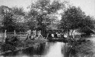 Bramshott, The Bridge 1901