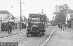 Bramshott, Tin Town, Bus 1917