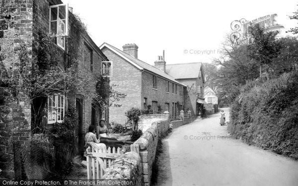 Photo of Bramshott, Tunbridge Lane 1911