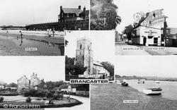Brancaster, Composite c.1965