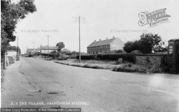 Brancaster, The Village c.1950