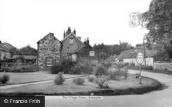 Brancaster, Village Green c.1965