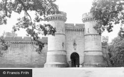 Brancepeth, The Castle c.1950