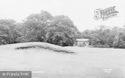 Brancepeth, The Golf Course c.1950