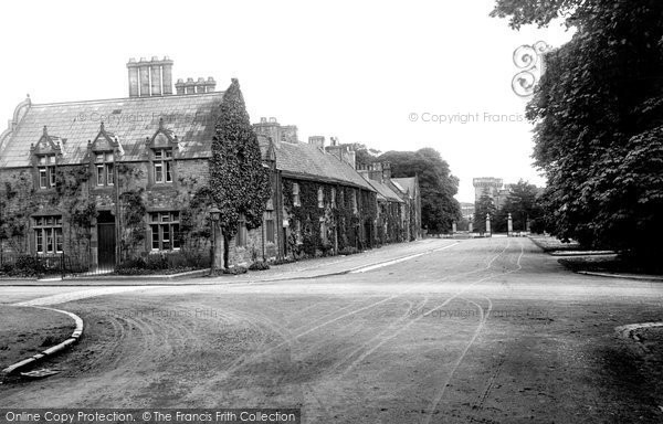 Brancepeth, The Village 1914