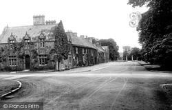 Brancepeth, The Village 1914