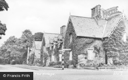 Brancepeth, The Village c.1950