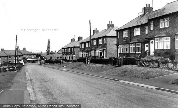 Branch End, New Ridley Road c.1960