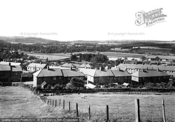 Branch End, The Village c.1950
