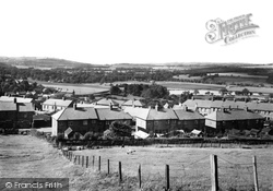Branch End, The Village c.1950