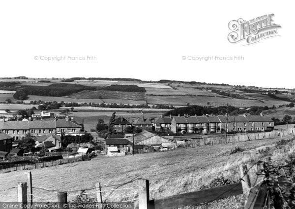 Branch End, The Village c.1960