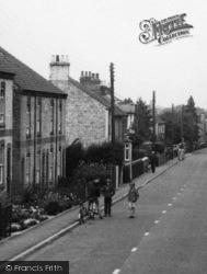 Children, Bury Road c.1955, Brandon
