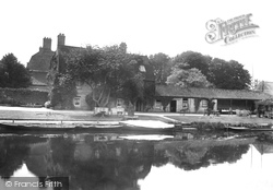River And Ouse Hotel 1925, Brandon