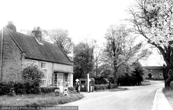 Brandsby, General Stores And Cross Roads c.1965