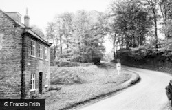 The Old Mill House c.1965, Brandsby