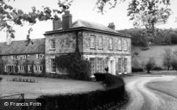 The Old Vicarage c.1965, Brandsby