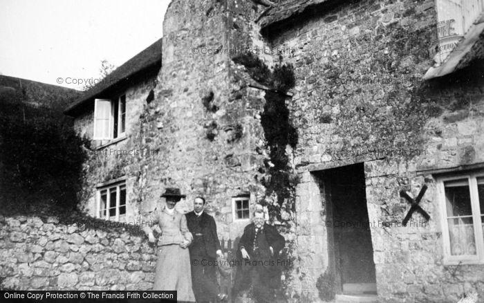 Photo of Branscombe, Farm House 1910