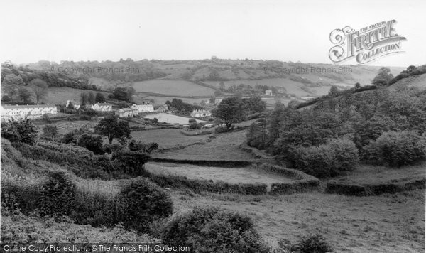 Photo of Branscombe, General View c.1960