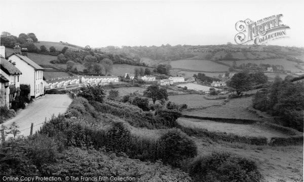 Photo of Branscombe, General View c.1960