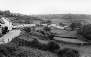 Branscombe, General View c.1960