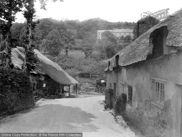 Branscombe, Old Forge 1931