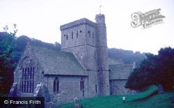 St Winifred's Church 1988, Branscombe