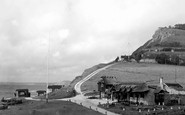 Branscombe, the Sea Shanty c1950
