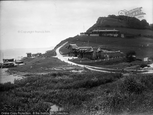 Branscombe, The Sea Shanty Tea Rooms 1931