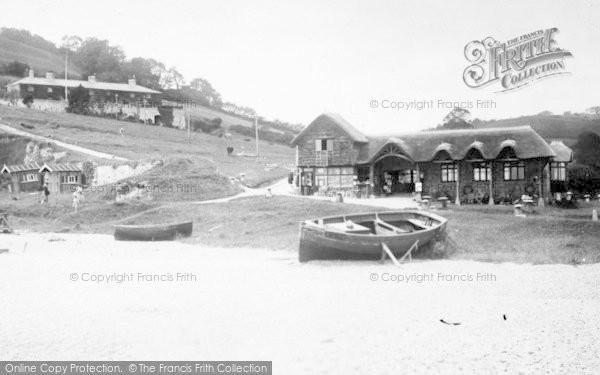 Photo of Branscombe, The Tea Shanty 1931