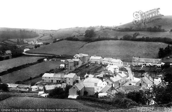 Branscombe, the Village 1898