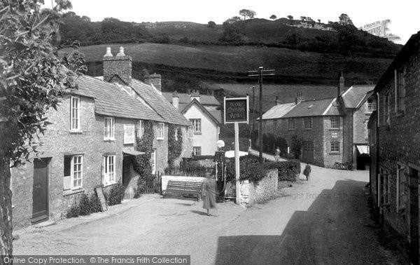 Photo of Branscombe, Ye Old Mason's Arms 1931