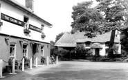 Bransgore, The Crown Inn c.1960